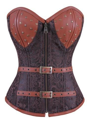 Buy  Steampunk Overbust Corset