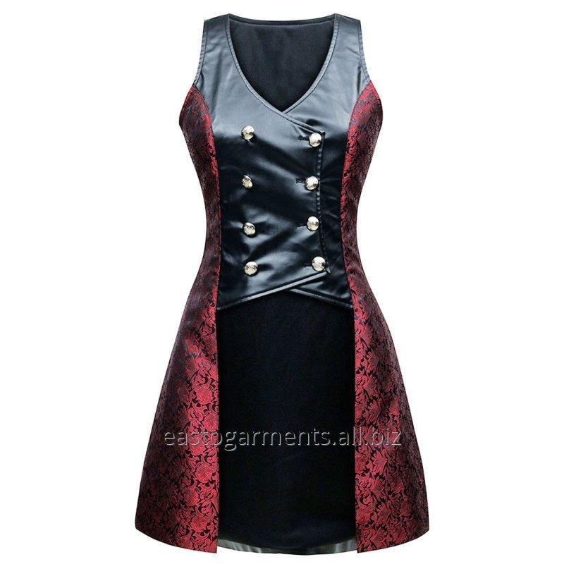 Buy Darlene Gothic Long Jacket