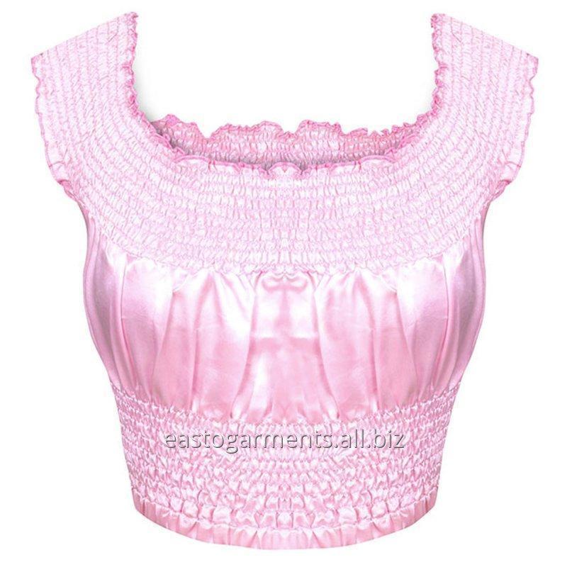 Buy Juliet Burlesque Crop Top