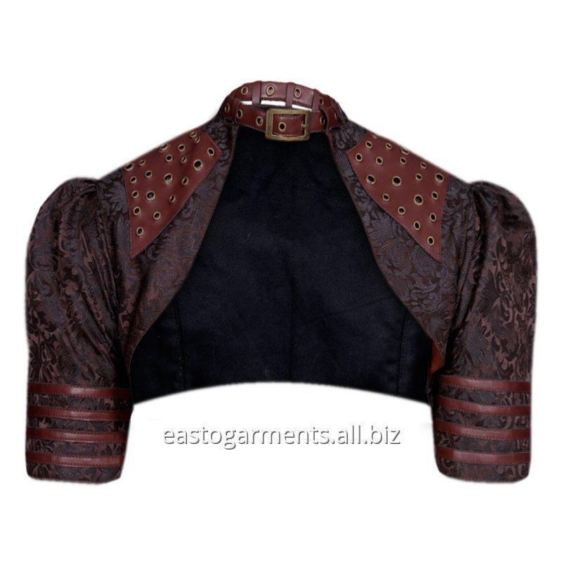 Buy Claudia Steampunk Bolero Jacket