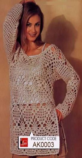 Buy Crochet Dress