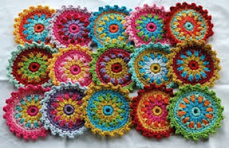 Buy Crochet Coasters