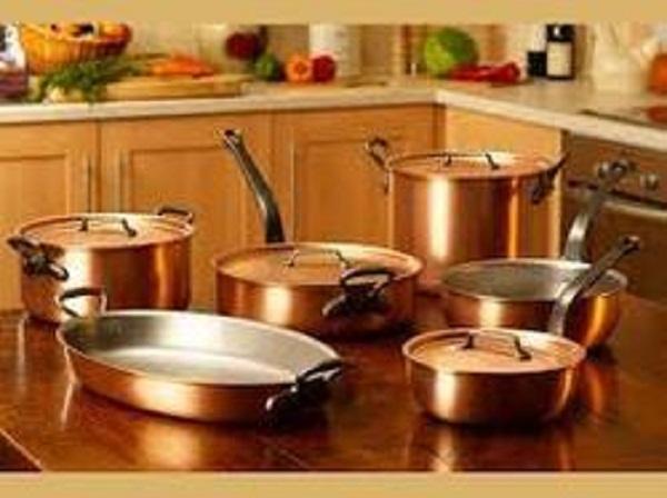 Buy Copper Kitchen Utensil