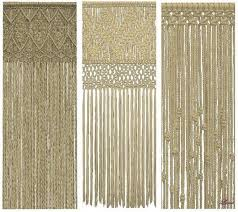 Buy Macrame Curtain