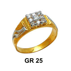Buy Diamond Gents Ring