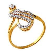 Buy Casting Ladies Gold Rings
