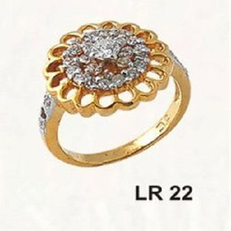 Buy Ladies Gold Rings