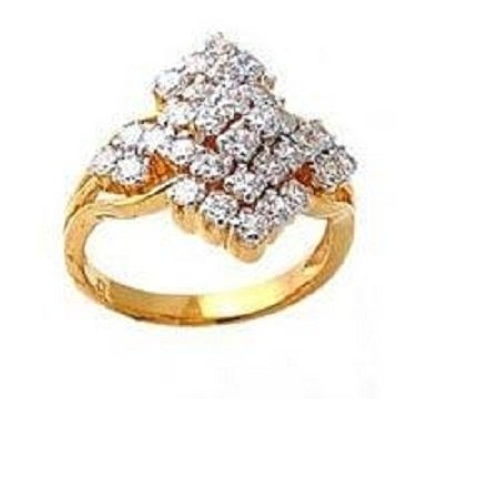 Buy Stone Gold Ladies Ring