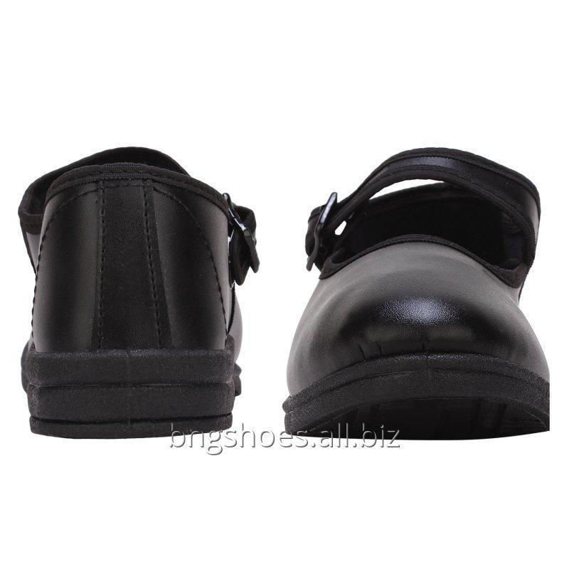 BLACK SCHOOL SHOES (8X10), (11X13)