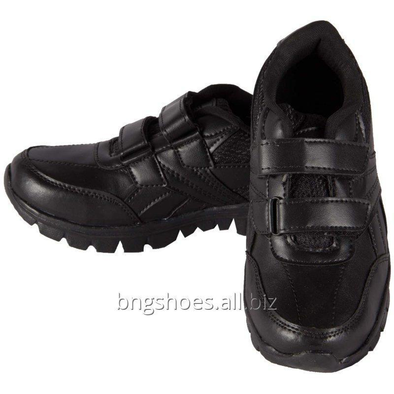 KIDS REE-BLACK SPORTS SHOES