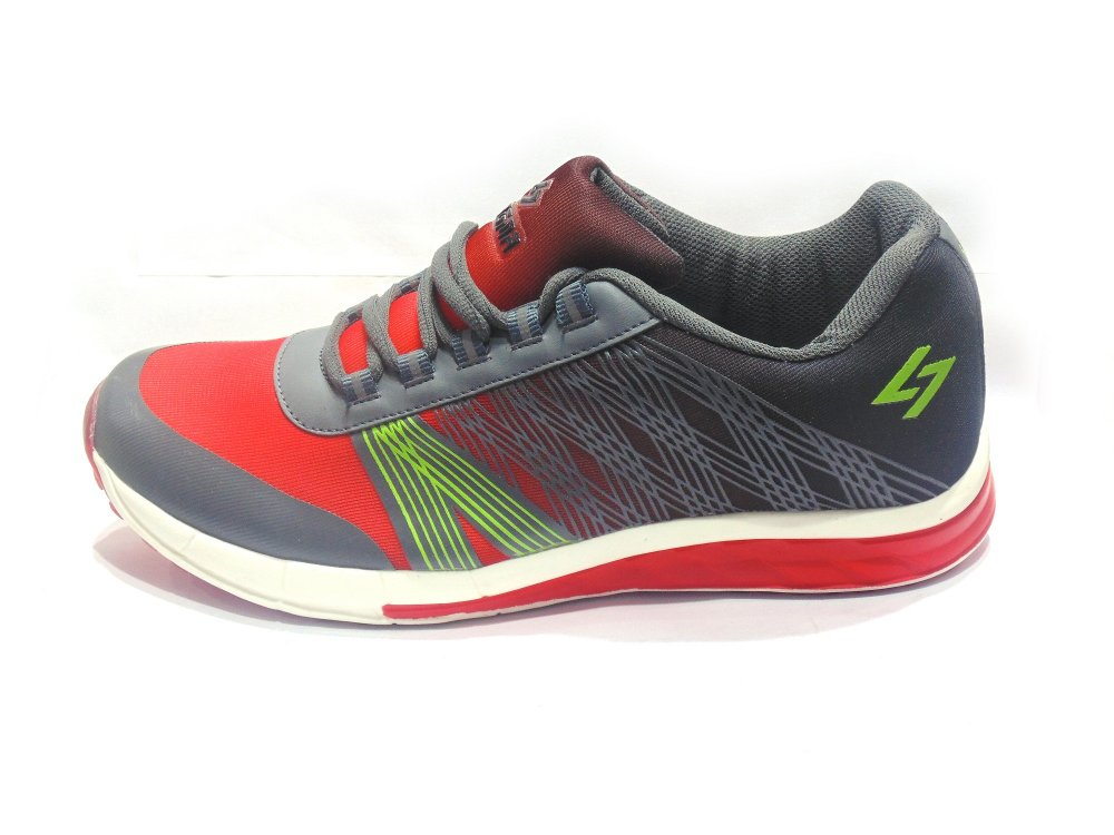 Red-Black Sport Shoes