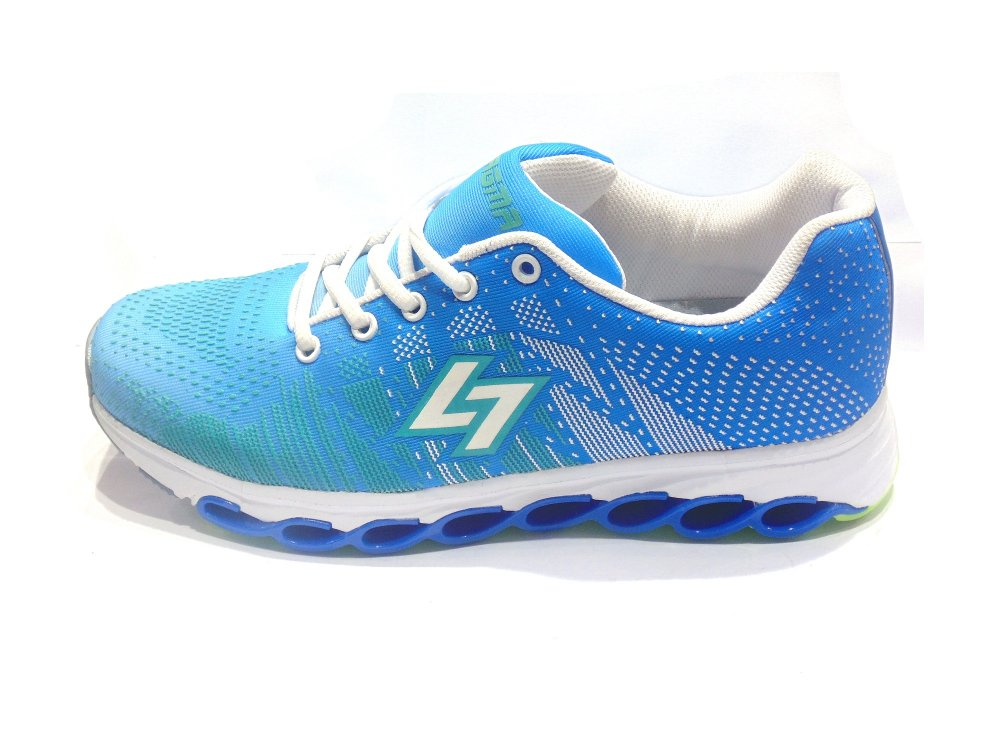 Sea Blue-Blue Sport Shoes