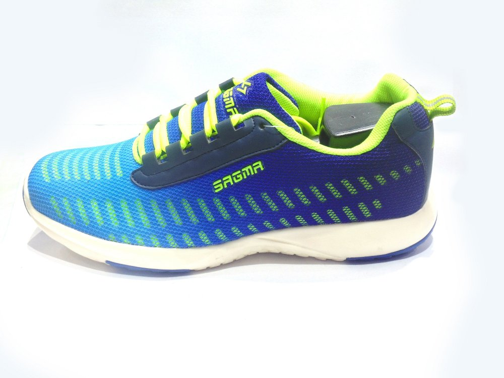 Light and Dark Blue Hybrid Sport Shoes