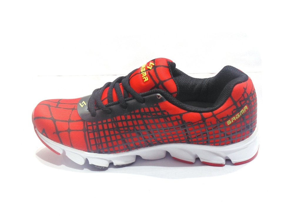 Red-Black Women's Sport Shoes