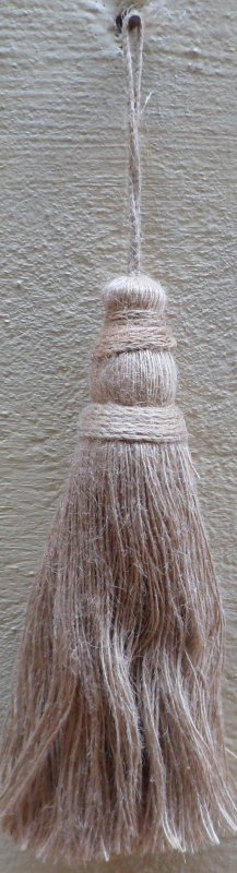 Buy Jute Key Tassel