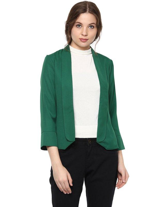 Buy Green Blazer