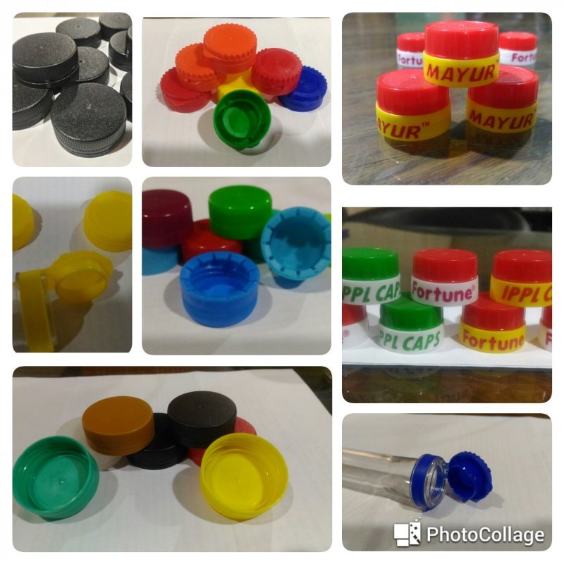 Buy PLASTIC CLOSURES FOR COOKING OIL, JUICES , WATER