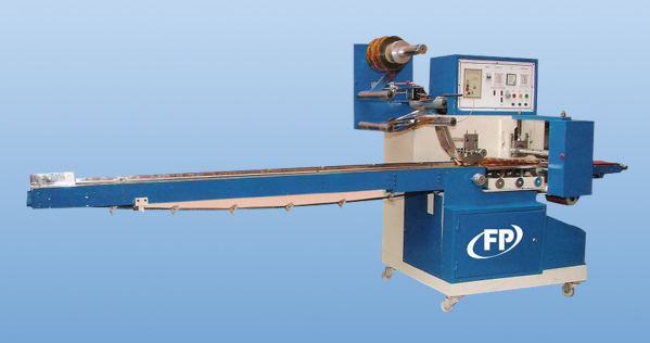 Buy Horizontel Flow Wrapper Machine
