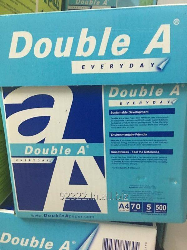 Buy A4 paper Double A 80 GSM
