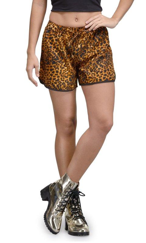 Buy Tiger Print Shorts
