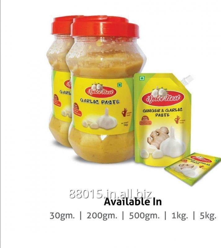 Buy Garlic Paste