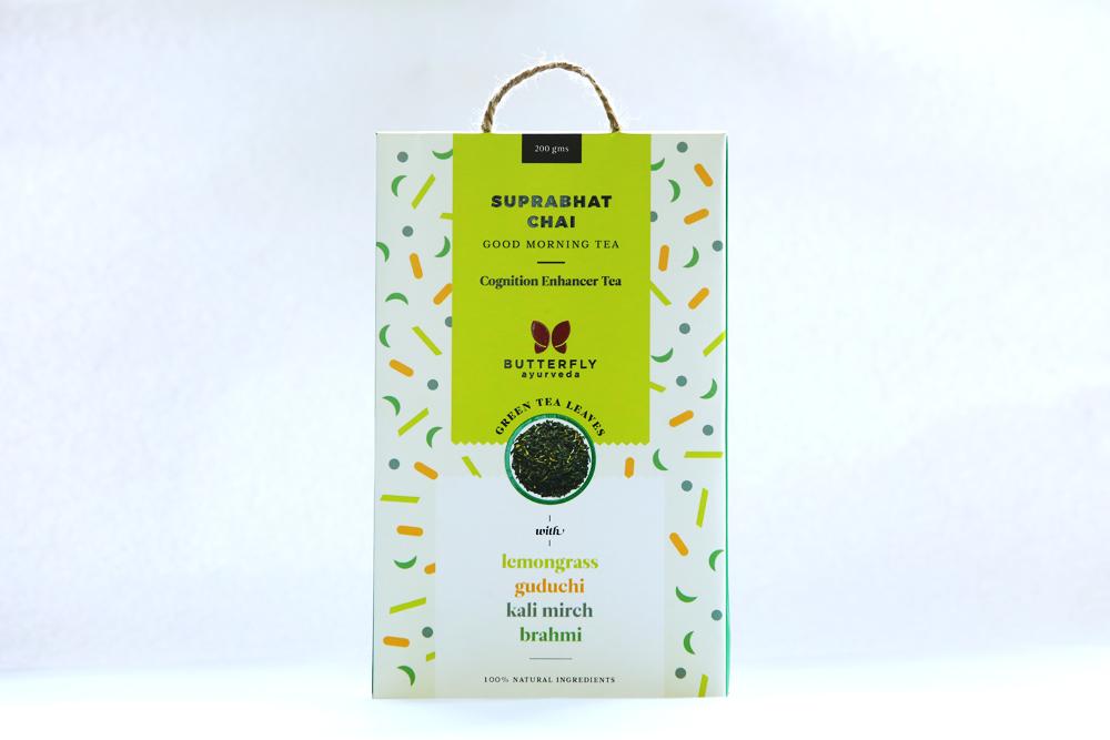 Good Morning Tea (Suprabhat Chai)–Cognition Enhancer Tea