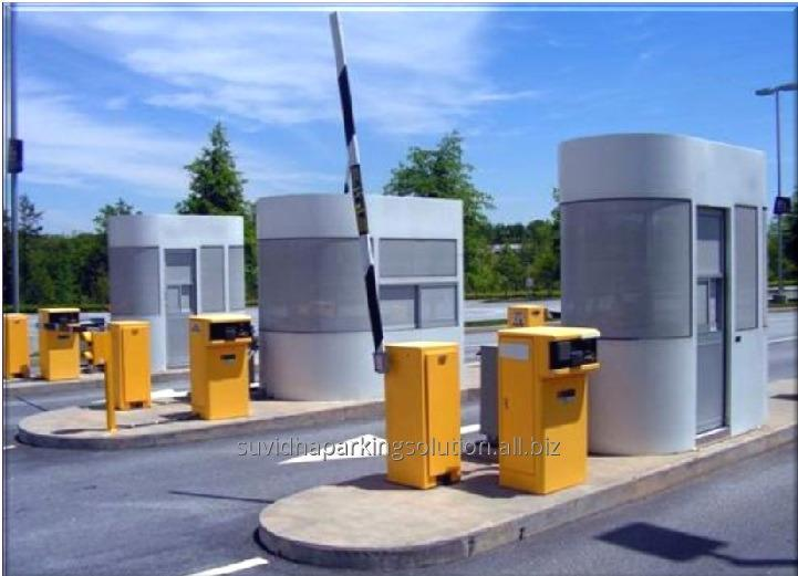 Buy Semi Automated Parking Management System