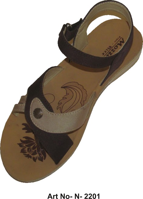 Buy Brown-Grey Women Sandals