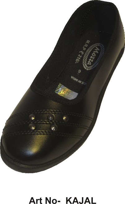 Buy Black School Shoe For Girl