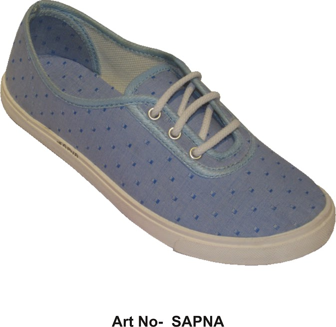 Buy Violet Canvas Shoes For Kid
