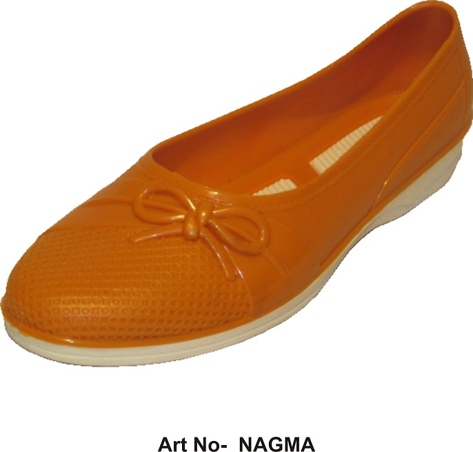 Buy Orange Rubber Shoes or Kids