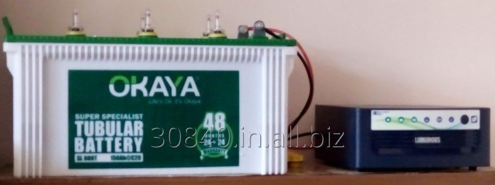 Buy INVERTER AND BATTERIES