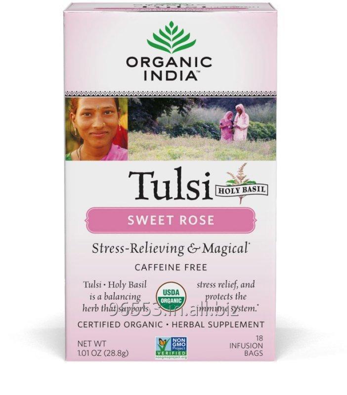 Buy Tulsi Sweet Rose