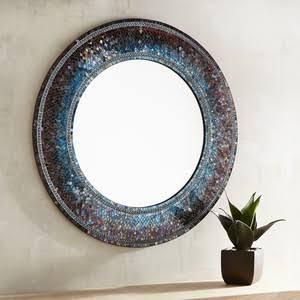Buy Decoretive Mosaic wall Mirror Frame