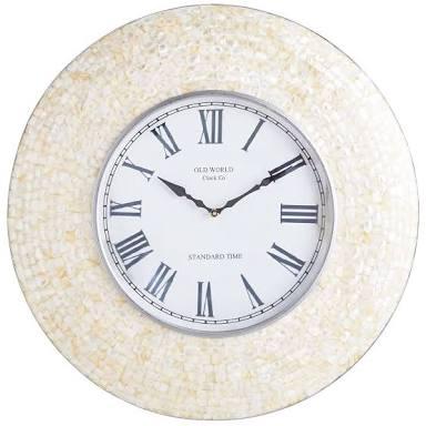 Buy Decorative Mosaic wall clock