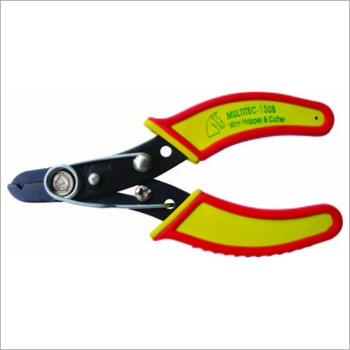 Buy Wire Stripper & Cutter With Screw Gauge Adjuster