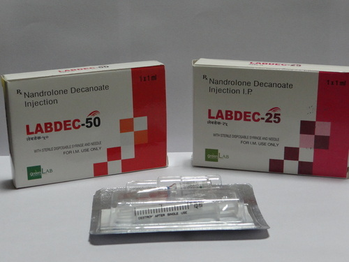 Nandrolone Decanoate 50mg (with syringe) buy in Delhi