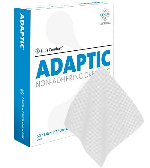 ADAPTIC™ Non-Adhering Dressing