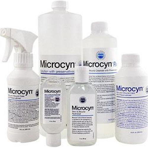 Microdaycn Wound Spray with MICROCYN® Technology