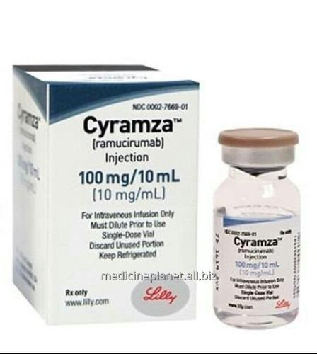 Cyramza(10mg/ml) Injection