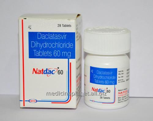 Buy Natdac 60 Tablets