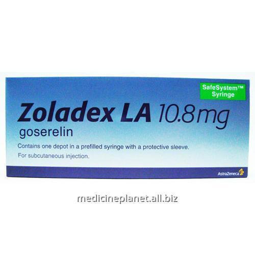 Buy Zoladex LA 10.8MG