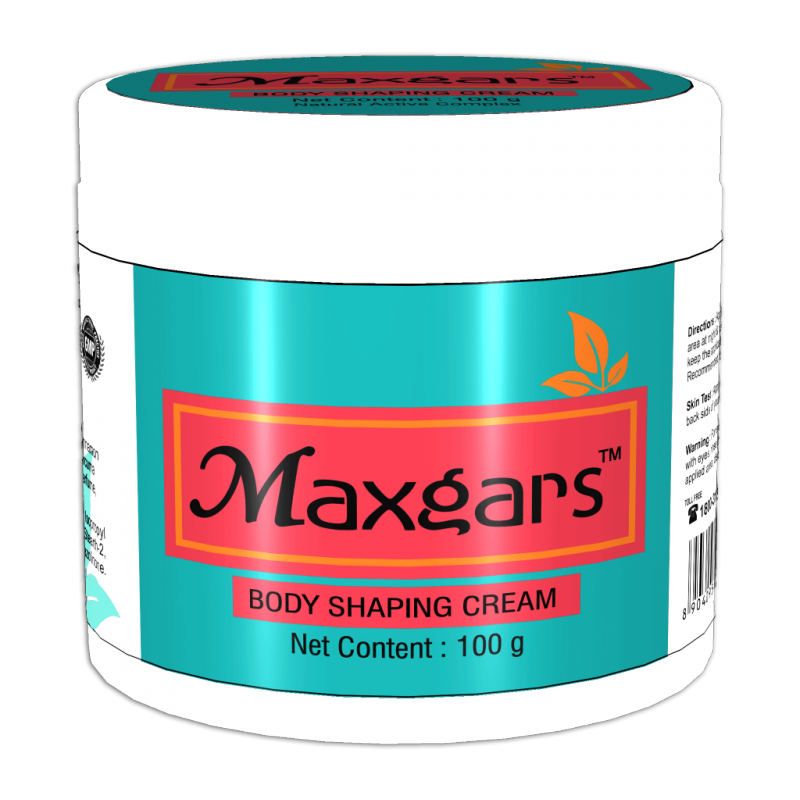 Buy Maxgars Anticellulite Body Shaping Cream 100gm Say No To Stretch Marks