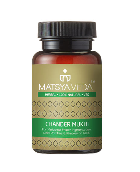 Buy CHANDER MUKHI (Melasma, Hyper Pigmentation, Pimples)