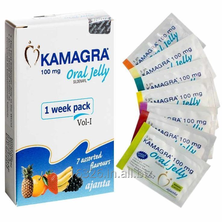 Buy Kamagra 100mg Oral Jelly