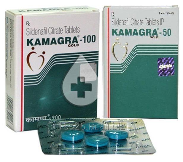 Buy Kamagra Gold 100mg Tablets