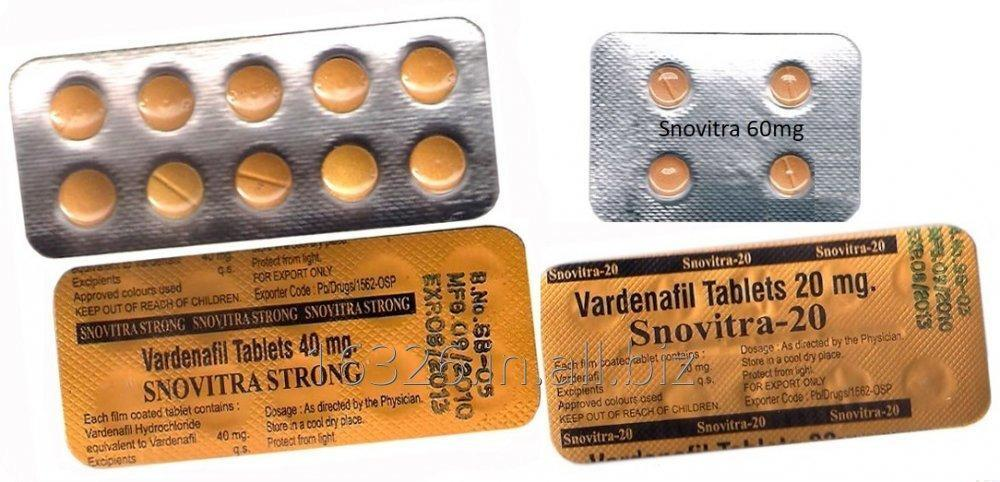 Buy Generic Levitra 20mg, 40mg Tablets