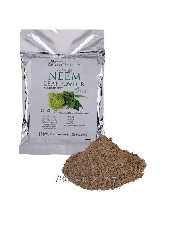 Buy Organic neem powder 100gm