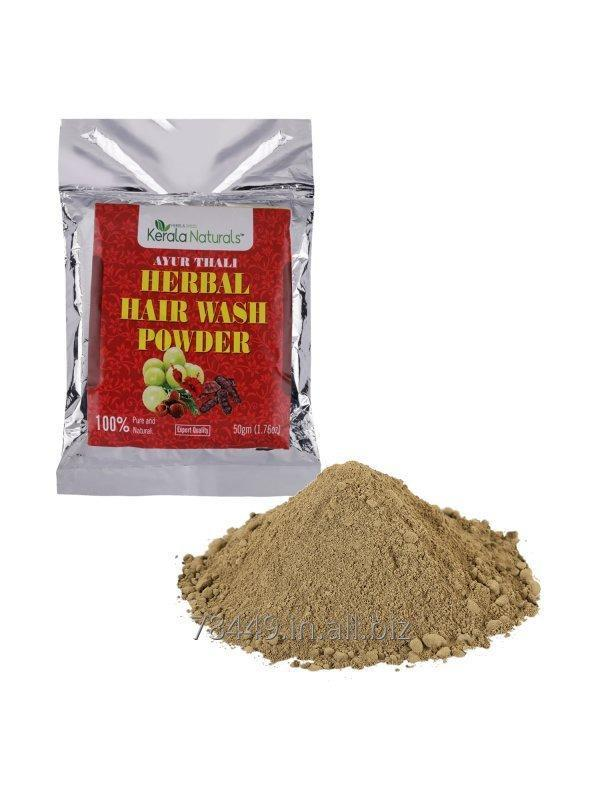 Buy Ayur thali- Herbal Hair wash Powder 50gm
