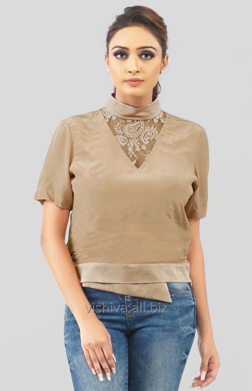 Buy Beige color Top
